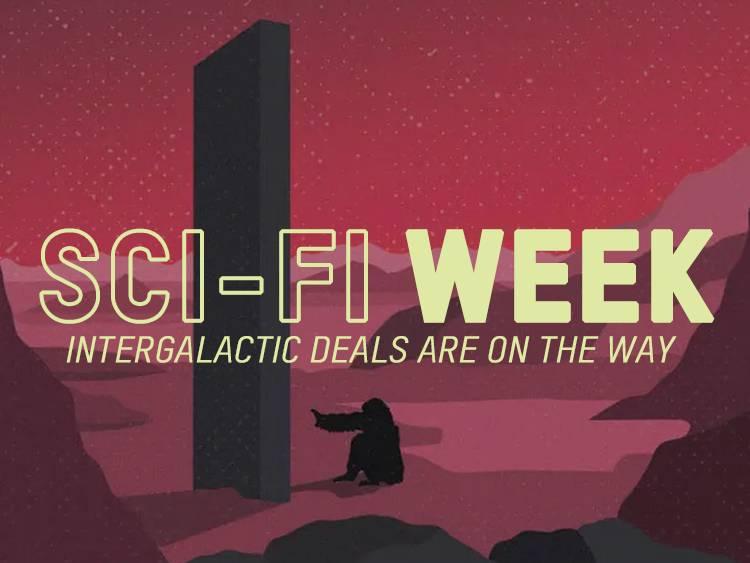 Sci-FI Week Banners