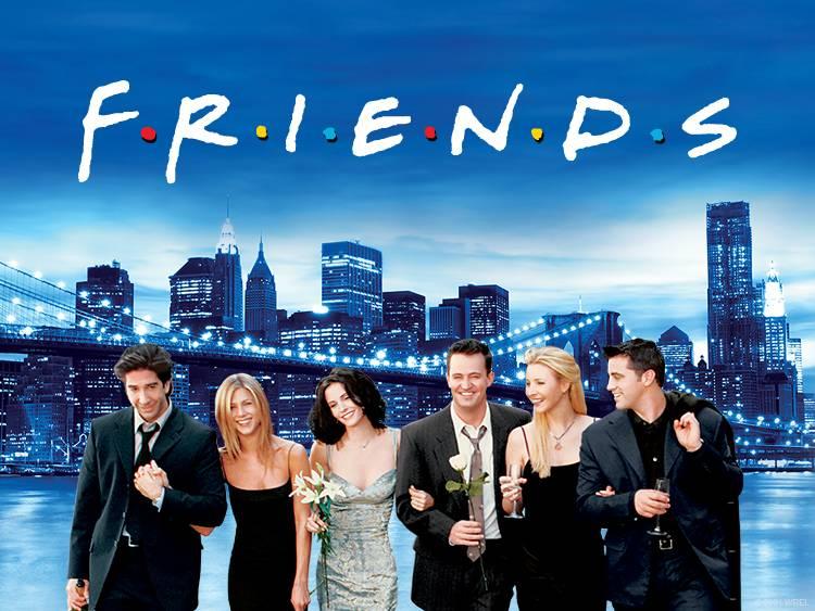Friends 20% Off