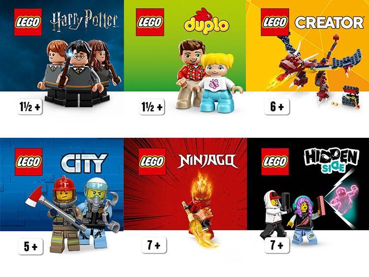 ADULTS  FANS OF LEGO SLIDER
