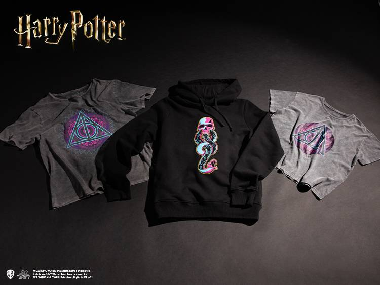 Harry Potter Mini Clothing Collection