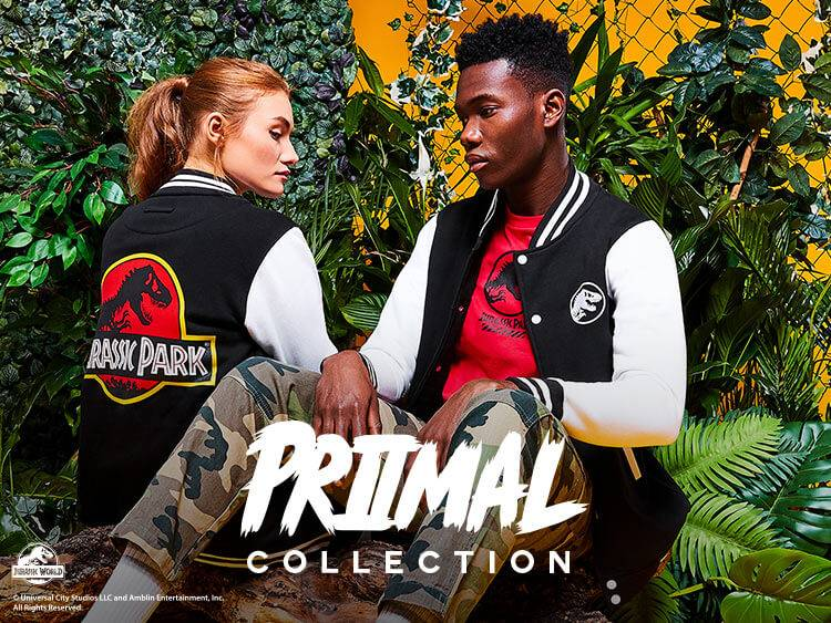Jurassic Park Primal Part 2 clothing selection