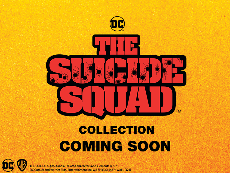 SUICIDE SQUAD PRE-AWARENESS COLLECTION