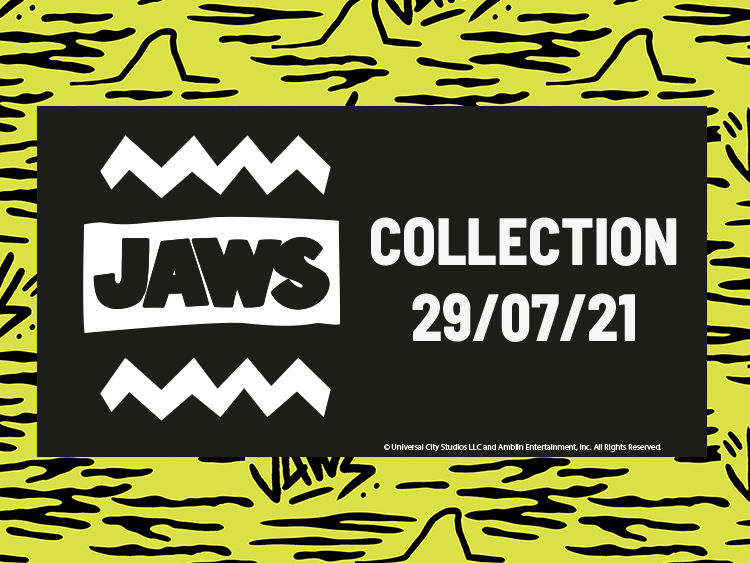 JAWS DOODLE COLLECTION PRE-AWARENESS BANNERS