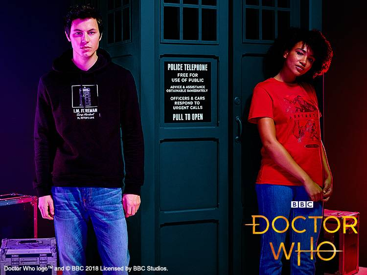 DOCTOR WHO RANGE