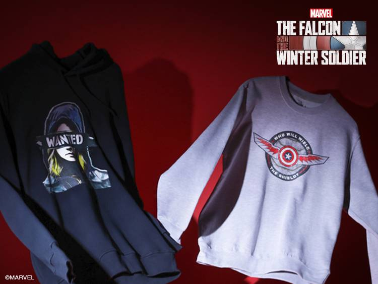 FALCON AND THE WINDER SOLDIER MINI COLLECTION