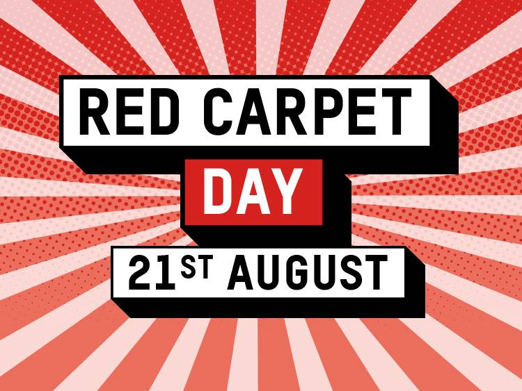 RED CARPET DAY