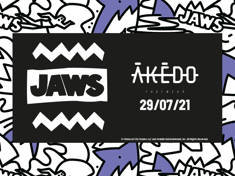 JAWS DOODLE AKEDO COLLECTION PRE-AWARENESS BANNERS