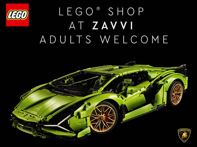 ADULTS  FANS OF LEGO