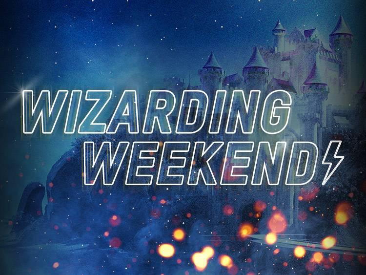 Wizarding Weeknd