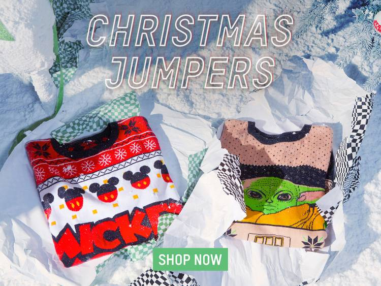 Knitted Christmas Jumpers