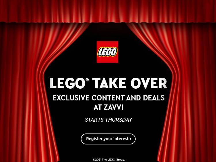 LEGO TAKE OVER