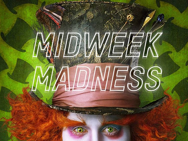 Mid Week Madness Banners