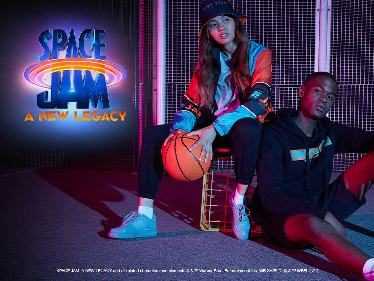 SPACE JAM 2 COLLECTION
