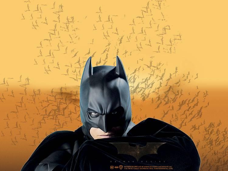 15.º ANIVERSARIO DE<BR>BATMAN BEGINS