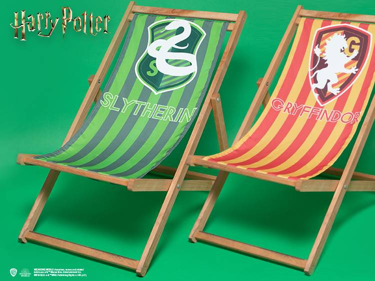 Harry Potter DECORSOME DECK CHAIRS PRE-AWARENESS