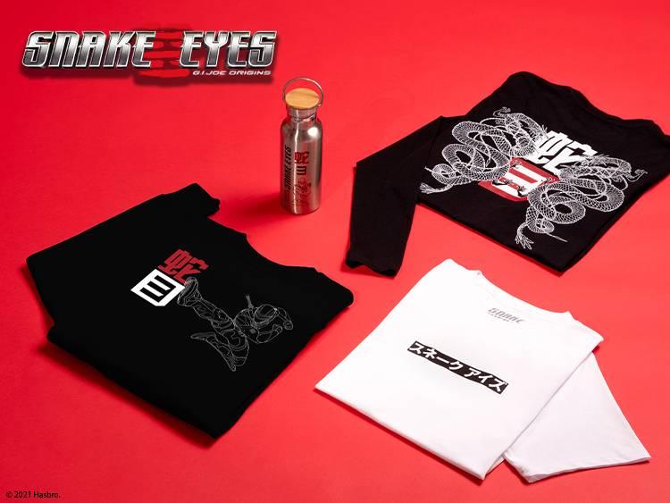Coleccion GI Joe Snake Eyes