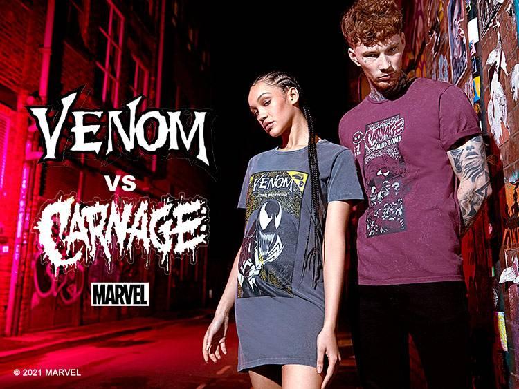 Venom Go live banners