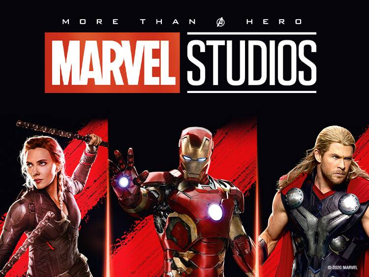 Compra múltiple MARVEL: Blu-ray & DVD