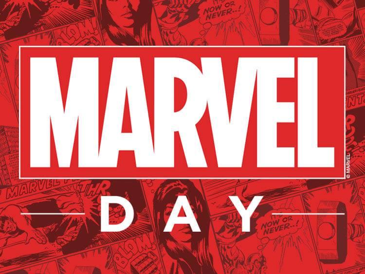 Marvel Day