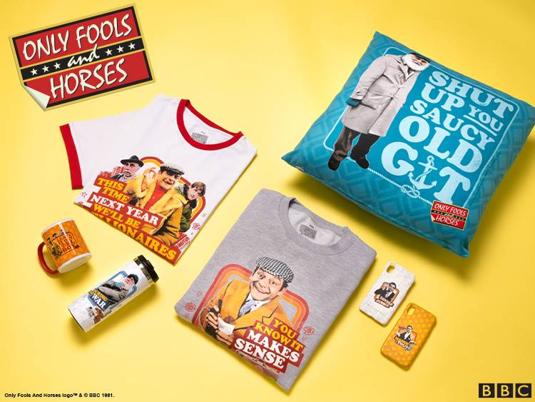 ONLY FOOLS AND HORSE COLLECTION