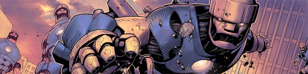 Sentinel X-Men Marvel d'après la bande dessinée