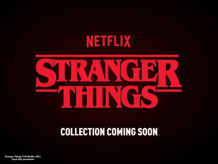 Stranger Things Pre-awareness banners