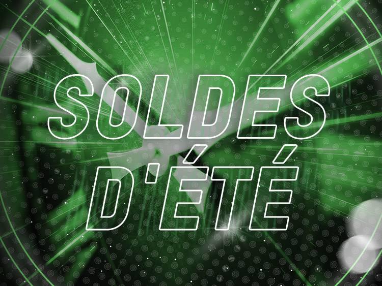 SOLDES D'ÉTÉ