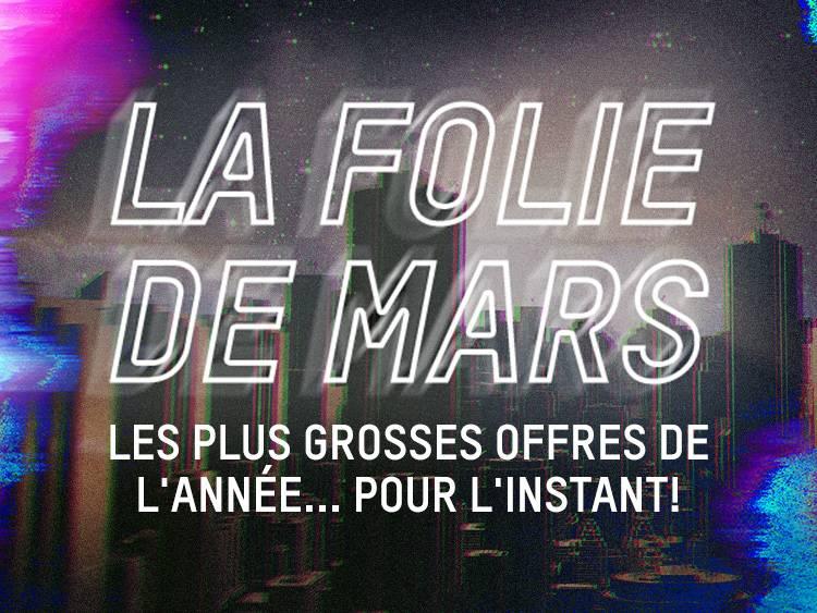 La Folie de Mars