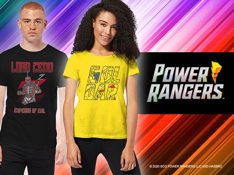 COLLECTION POWER RANGERS