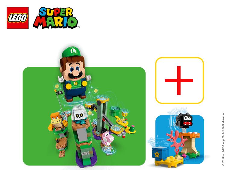 Nouveau LEGO Super Mario