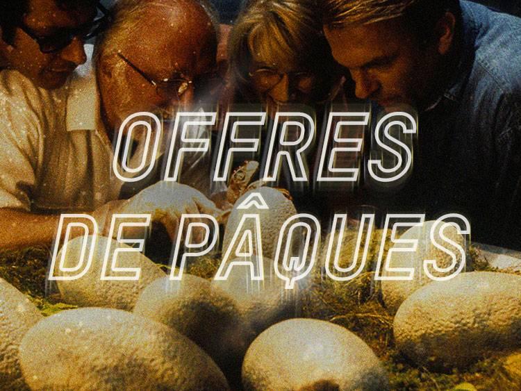 OFFRES DE PÂQUES