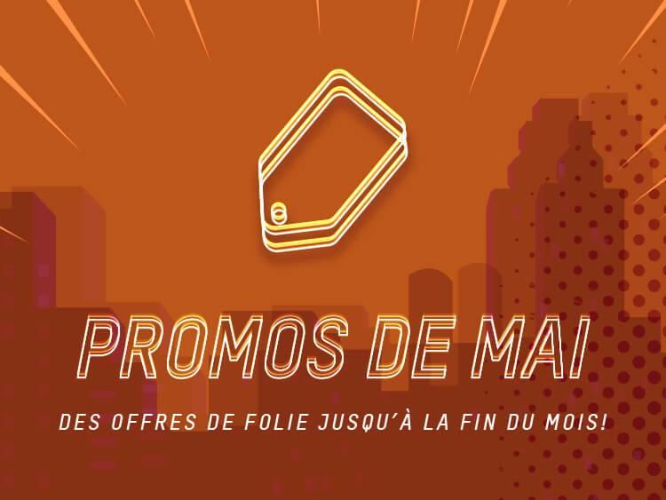 PROMOS DE MAI