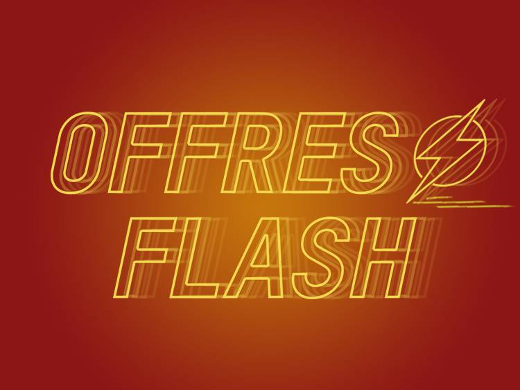 Flash Deals Banner