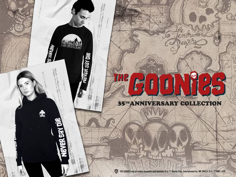 COLLECTION LES GOONIES