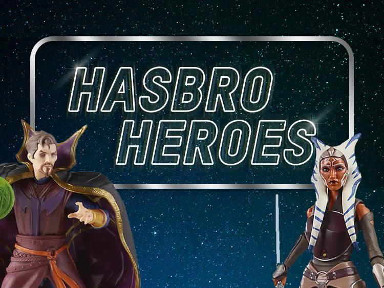 Hasbro Heroes