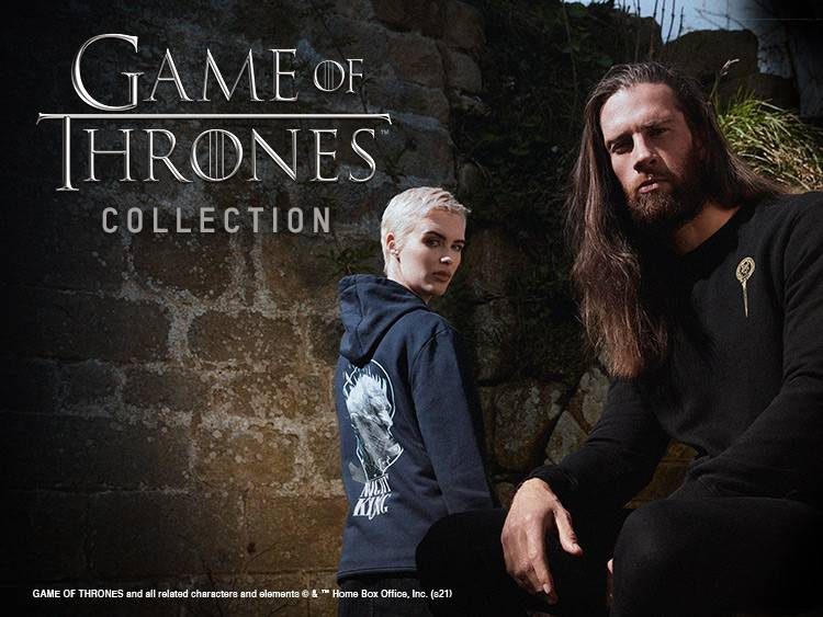 GAME OF THRONES 10TH ANNIVERSARY  COLLECTION