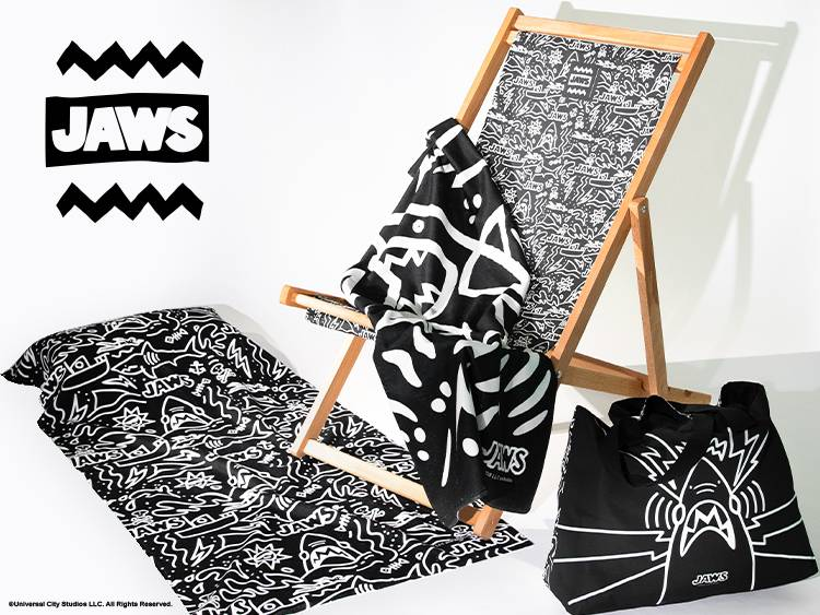 JAWS DOODLE COLLECTION BANNERS
