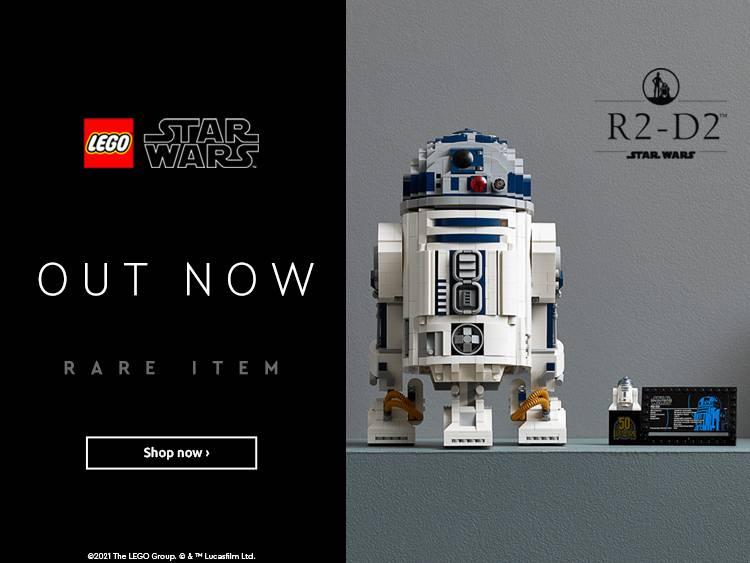 レゴ R2D2 販売開始