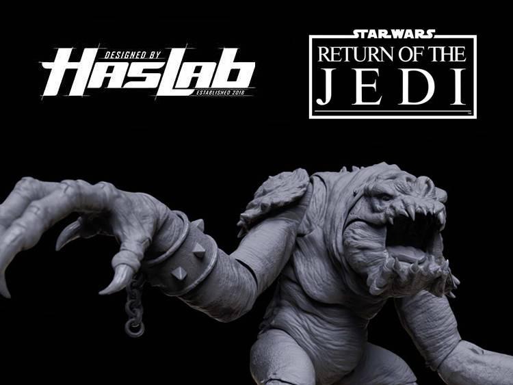 Haslab Rancor The Return of the Jedi