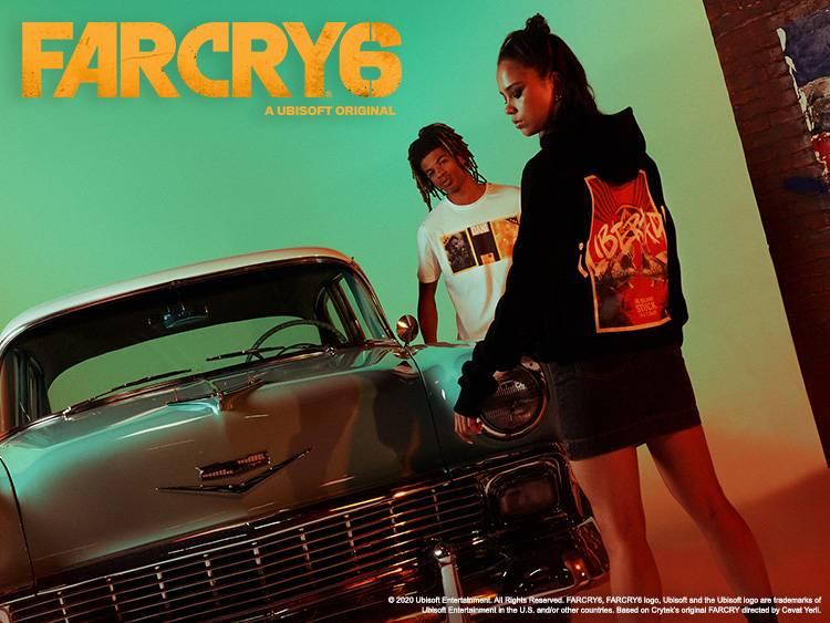 FAR CRY 6 CLOTHING