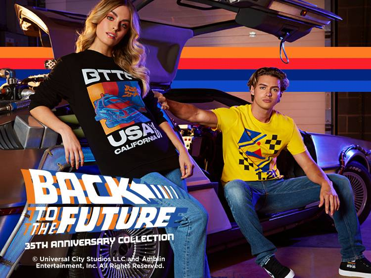 BACK TO THE FUTURE COLLECTIE