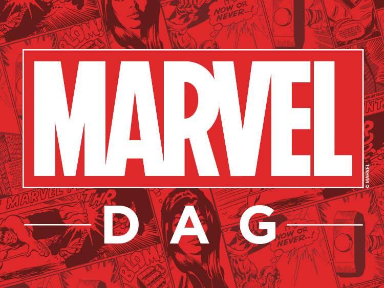 Marvel Dag