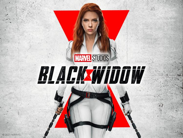 Black Widow Main Banners