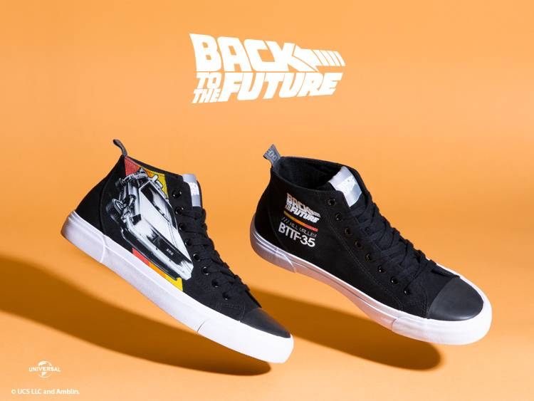 BACK TO THE FUTURE AKEDO