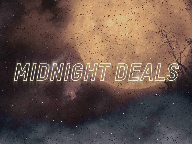 MIDNIGHT DEALS