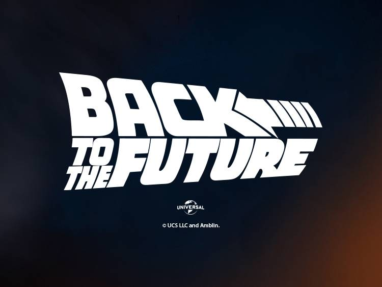 BACK TO THE FUTURE LAUNCHES MAIN BANNER