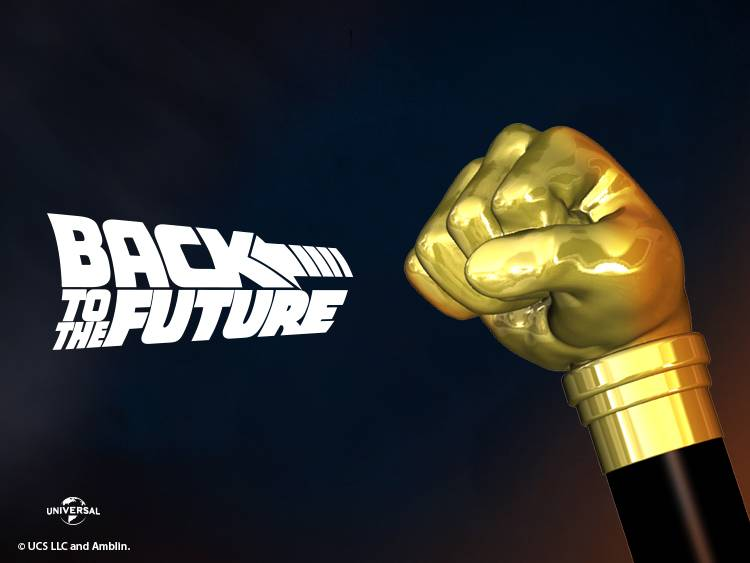 BACK TO THE FUTURE LAUNCHES COLLECTABLES 1