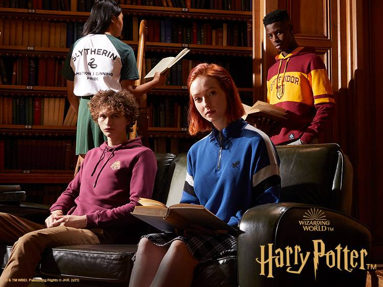 Harry Potter House Pride Collection