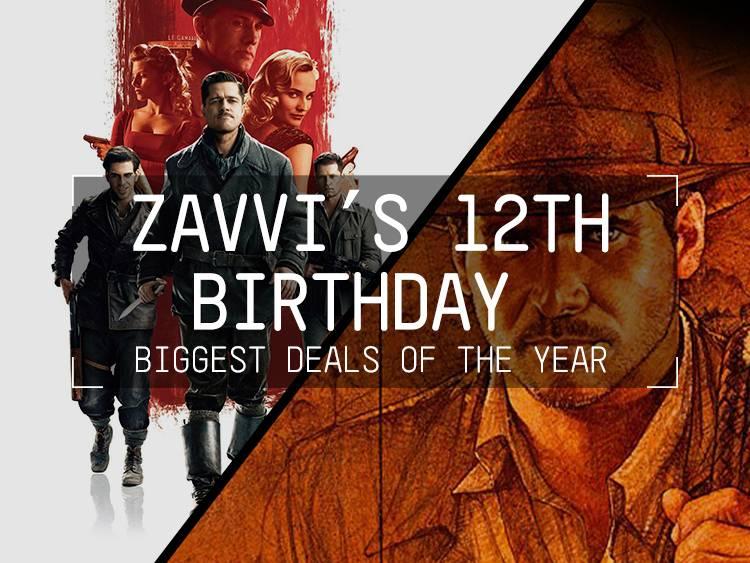 ZAVVI 12TH BIRTHDAY GO LIVE