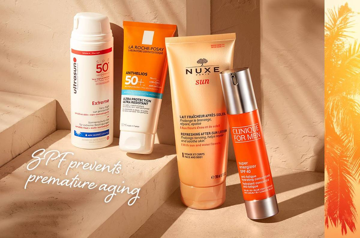 Your Guide to SPF